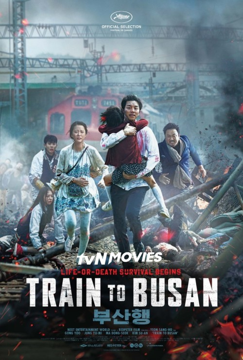 Train To Busan, starring Yoo Gong, Su-an Kim and Yu-mi Jung