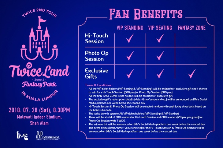 TWICE_fan benefits