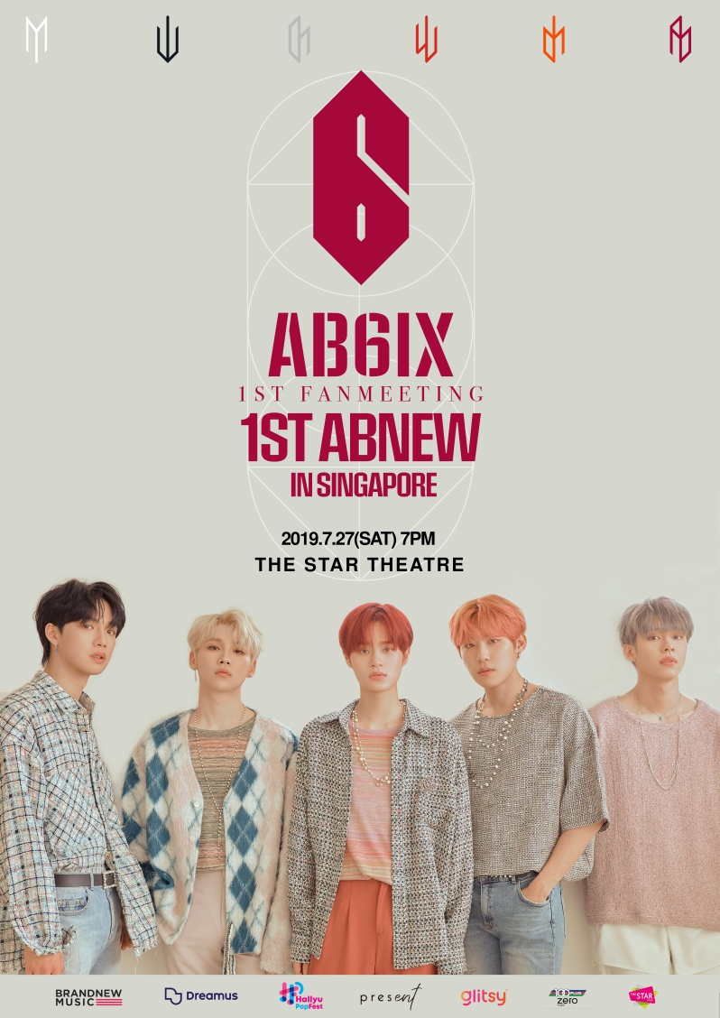 AB6iX OFFICIAL POSTER SG